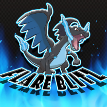 Logo do grupo Flare Blitz