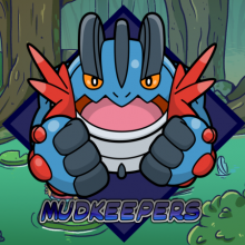 Logo do grupo MudKeepers