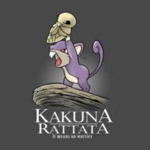 Logo do grupo Kakuna Rattata