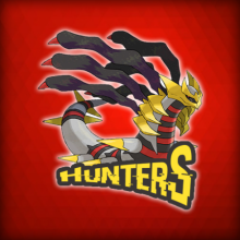 Logo do grupo Hunters