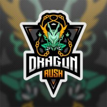 Logo do grupo Dragon Rush