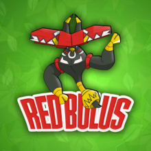 Logo do grupo Red Bulus